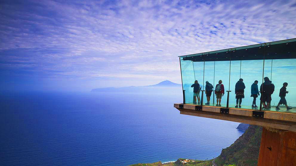 5 favorite viewpoints on the Canary Islands